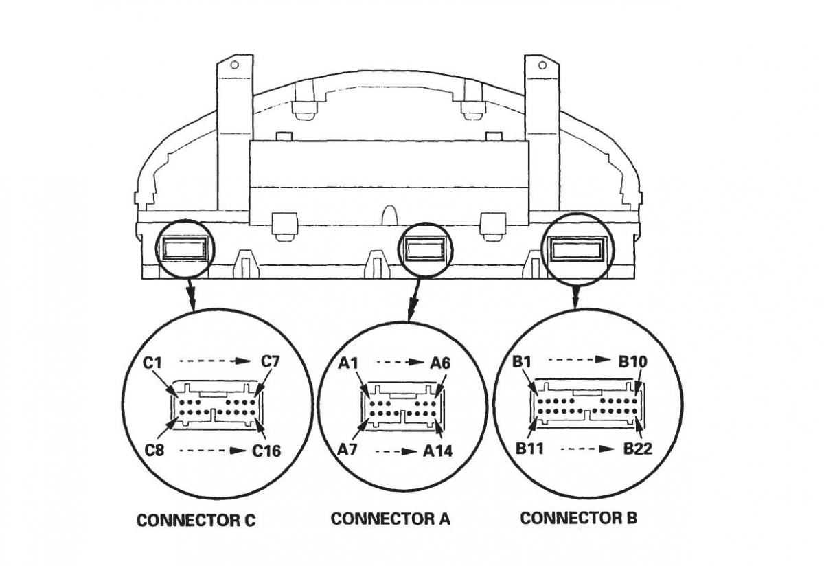 Accord Electrical Service Manual