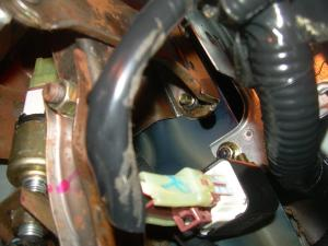 How to disconnect 1994  1997 Honda Accord LX starter relay  HondaTech  Honda Forum Discussion