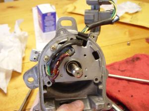 HowTo: Replace Internal Seal of Distributor (Internal Oil