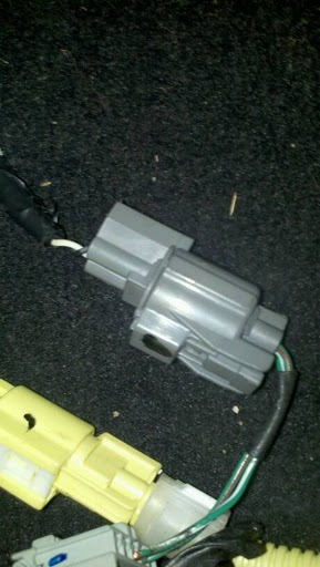 BIG Problem with SRS light & Seatbelt Light and wiring  HondaTech  Honda Forum Discussion