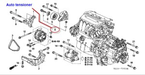Squealing noise  HondaTech  Honda Forum Discussion