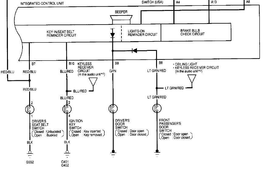Car Alarm Installation Wiring Diagram - Facbooik.com