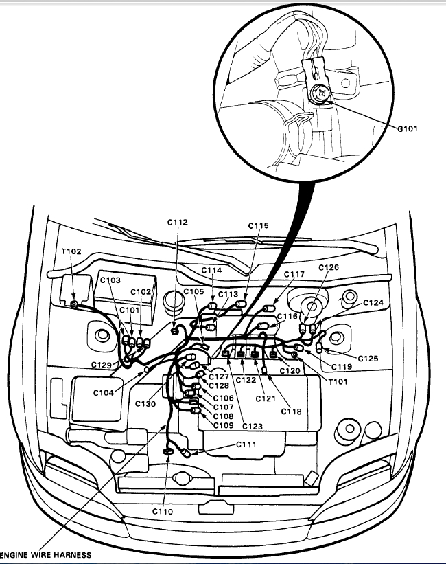 Diagram D15b7 Engine Diagram