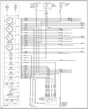 del Sol cluster wiring diagrampinout  HondaTech