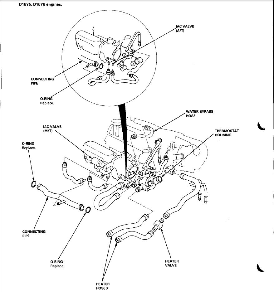 94 Honda Accord Engine Diagram