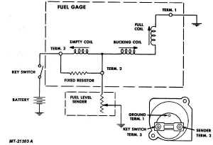 Fuel Gauge to Fuel Cell Sending Unit  HondaTech