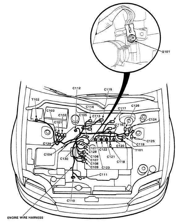 Diagram 2004 Honda Civic Starter Wiring Diagram