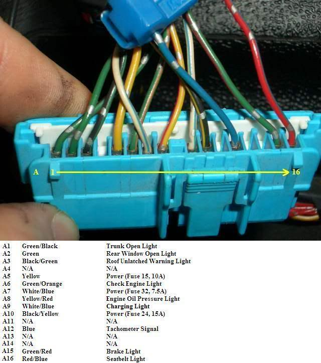 98 Integra Wiring Diagram