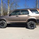 Official H T Offroad Lifted Cr V Thread Page 62 Honda Tech Honda Forum Discussion