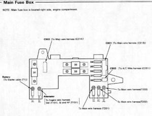 1990 honda civic dx starting issue pleeease help  HondaTech  Honda Forum Discussion