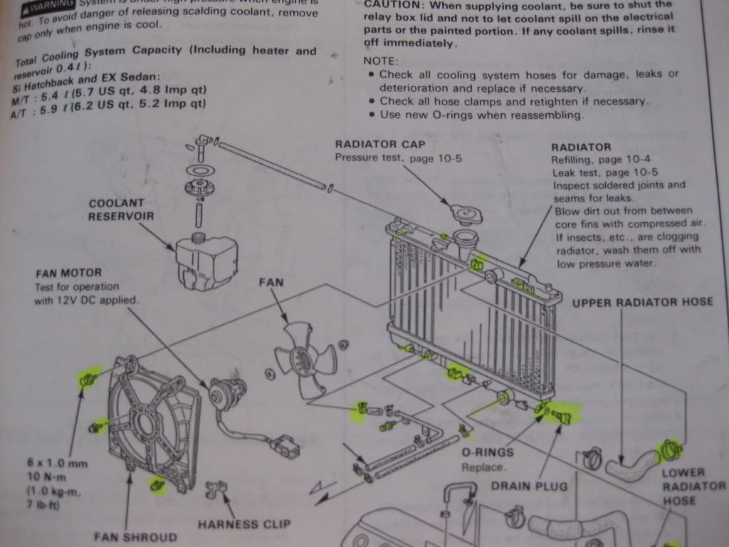 Honda Accord Parts Manual