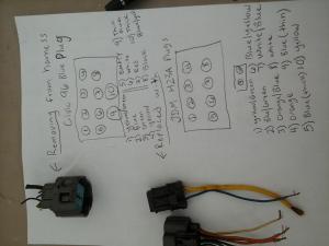 H23a Vtec Bluetop Wiring Help  HondaTech  Honda Forum