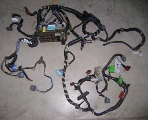 FS: 9900 Civic Si Dash Wire Harness 19992000  HondaTech
