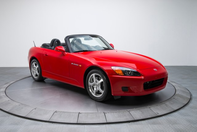 honda-tech.com new S2000 2018 honda news