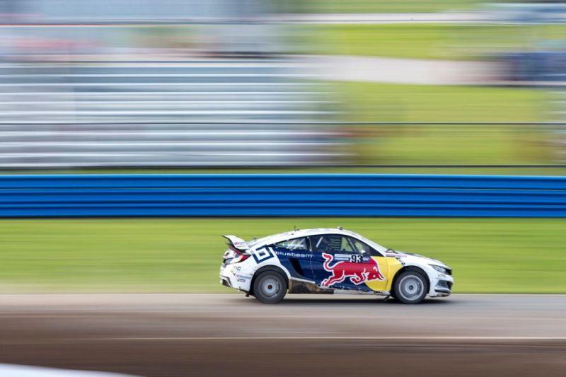 BFGoodrich Red Bull Global Rallycross Honda-Tech 2