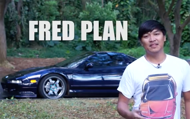 fred plan   daily driver nsx     friends honda tech