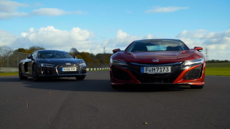 honda-tech.com Audi r8 acura Honda nsx