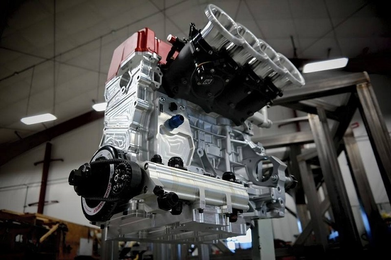 2016 Honda Element >> Insane 2.7L K24 Race Engine at PRI Trade Show - Honda-Tech