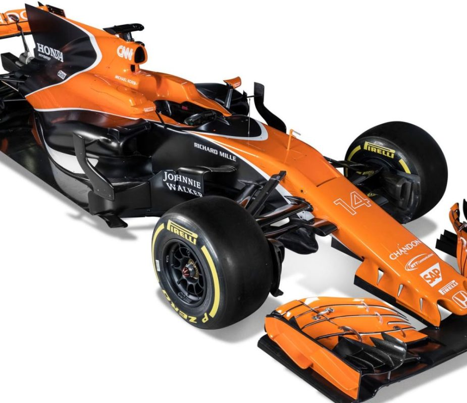 honda-tech.com McLaren Honda Formula One F1 MCL32 race car