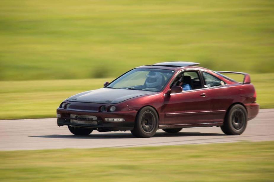 honda-tech.com turbo integra GSR