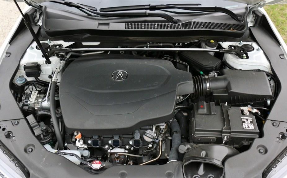 honda-tech.com 2017 Acura TLX Advance Package review Derek Shiekhi