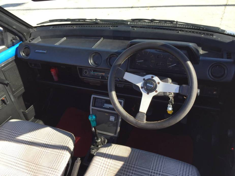 Craigslist Find of the Week: Imported RHD Honda City Cabrio