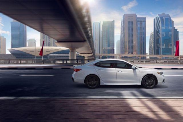honda-tech.com 2018 Acura TLX A-Spec