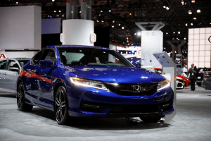 Honda-tech.com Honda Accord 2017 2018 New York International Auto Show NYIAS