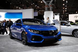 honda-tech.com 2017 Honda Civic Si NYIAS New York International Auto Show