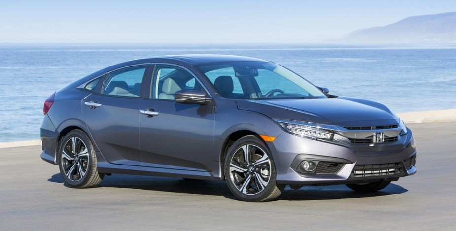 Honda-tech.com Honda Civic Sedan Coupe Hatch Hidden Feature Easter Egg News Tenth Gen