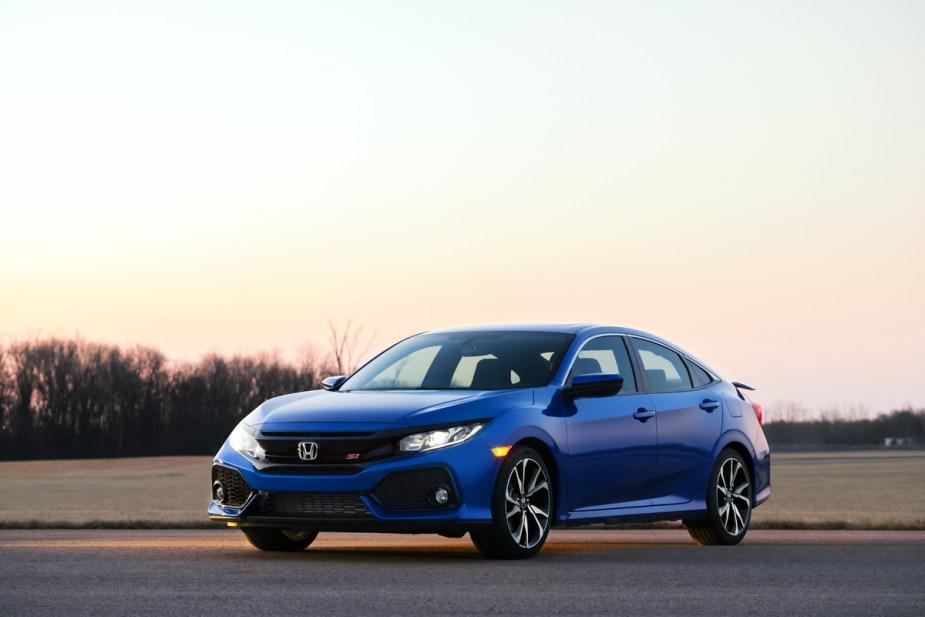 Honda-tech.com 2017 Honda Civic Si Pricing Details Technical Info