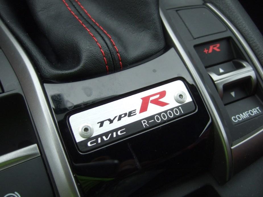 Honda-tech.com 2017 Civic Type R Honda BringATrailer Auction Pediatric Brain Tumor Foundation Cancer Charity