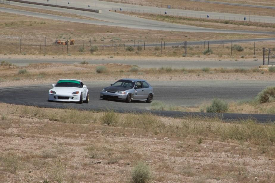 Honda-tech.com VTEC Club USA Touge Battle 2017 Willow Springs Horse Thief Mile Event Race