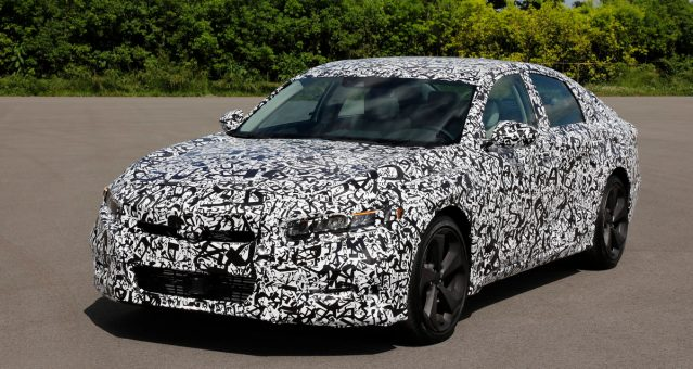 Honda-tech.com 2018 10th gen Honda Accord V6 Gone turbo four cylinder 1.5T 2.0T engines 10-speed automatic 6 speed manual transmissions