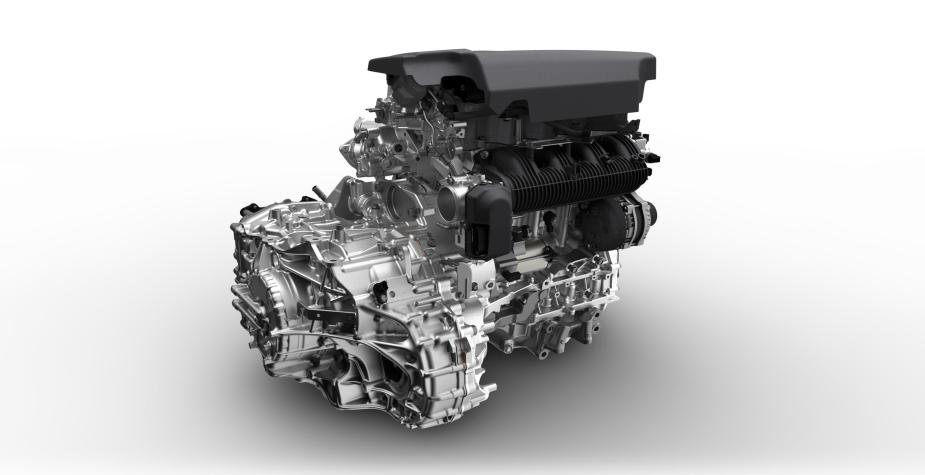 Honda-tech.com 2018 Accord 2.0 Turbo Engine with 10 AT