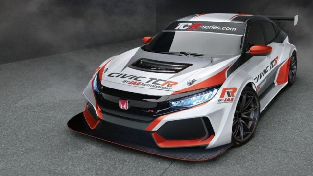 Honda-tech.com Honda-tech 2018 Honda Civic Type R TCR