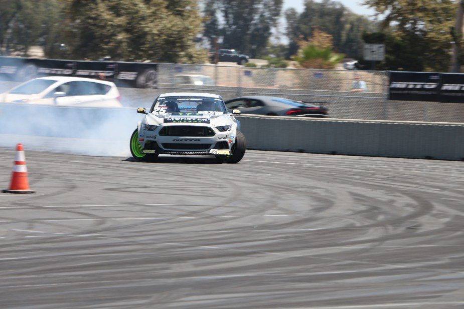 Honda-tech.com 2017 Nitto Auto Enthusiast Day California Vaughn Gittin Jr Matt Powers Alex Heilbrunn Formula Drift RTR Mustang E46 M3 S14 240sx