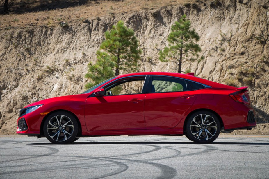 Honda-tech.com 2017 Honda Civic Si review