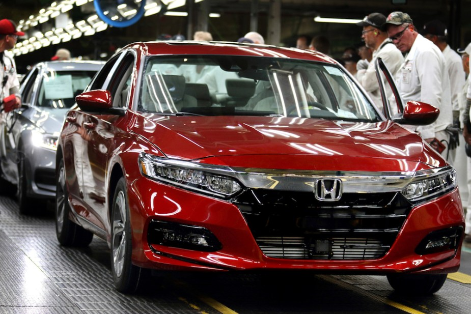 Honda-tech.com 2018 Honda Accord Ohio Built