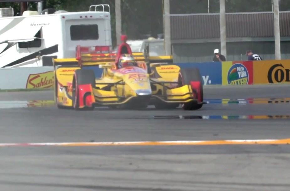 Andretti IndyCar Renews Honda