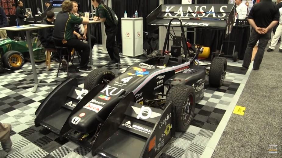 Formula SAE CBR600