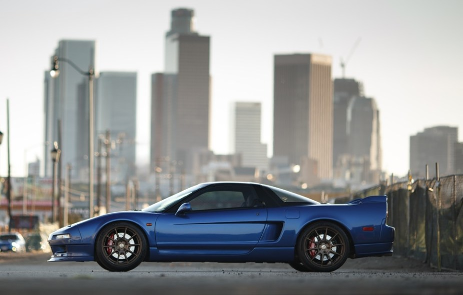 Honda-tech.com Honda Acura NSX Clarion Builds Puerto Rico Barret-Jackson Auction