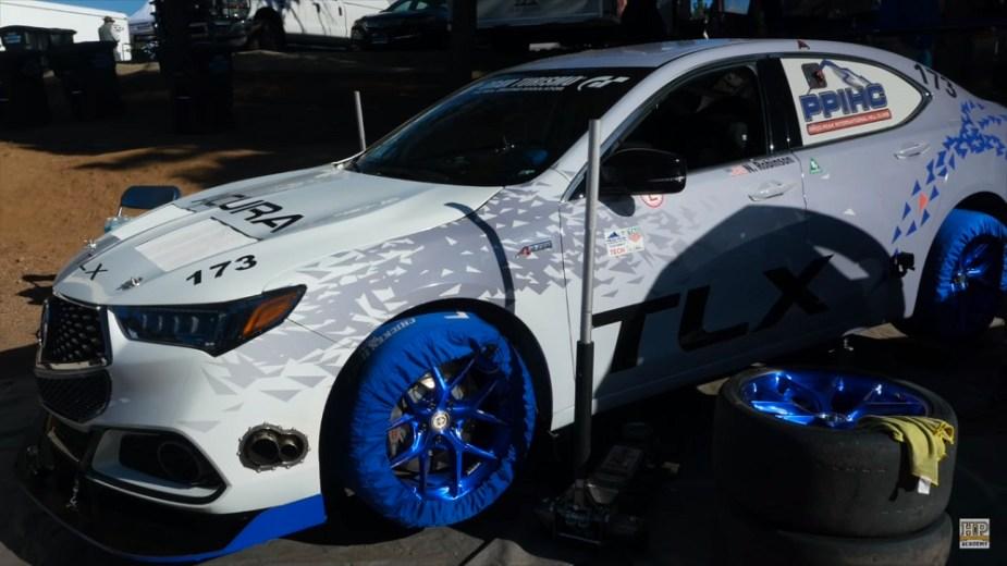2018 Acura TLX A-Spec Pikes Peak