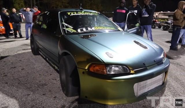 Honda-tech.com Honda Civic AWD Turbo 1,300 horsepower