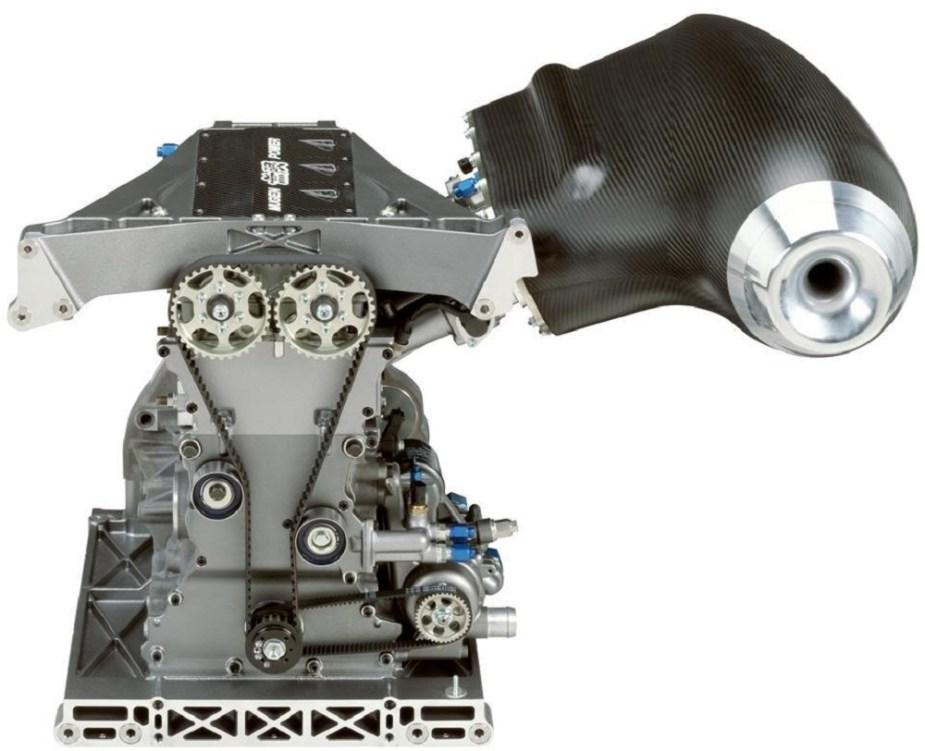 Honda-tech.com Mugen Honda Formula 3 Engine F3 K20A F20C Hybrid Engine