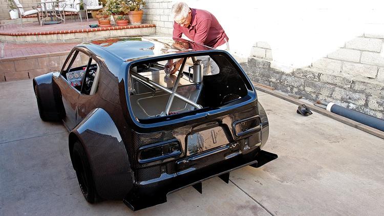 Honda-tech.com Grassroots Motorsports Honda Z600 SCCA B-Mod Race Car Build