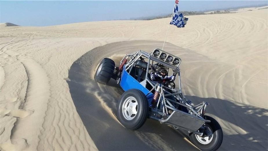 Honda-tech.com VTEC Honda V6 Sand Rail