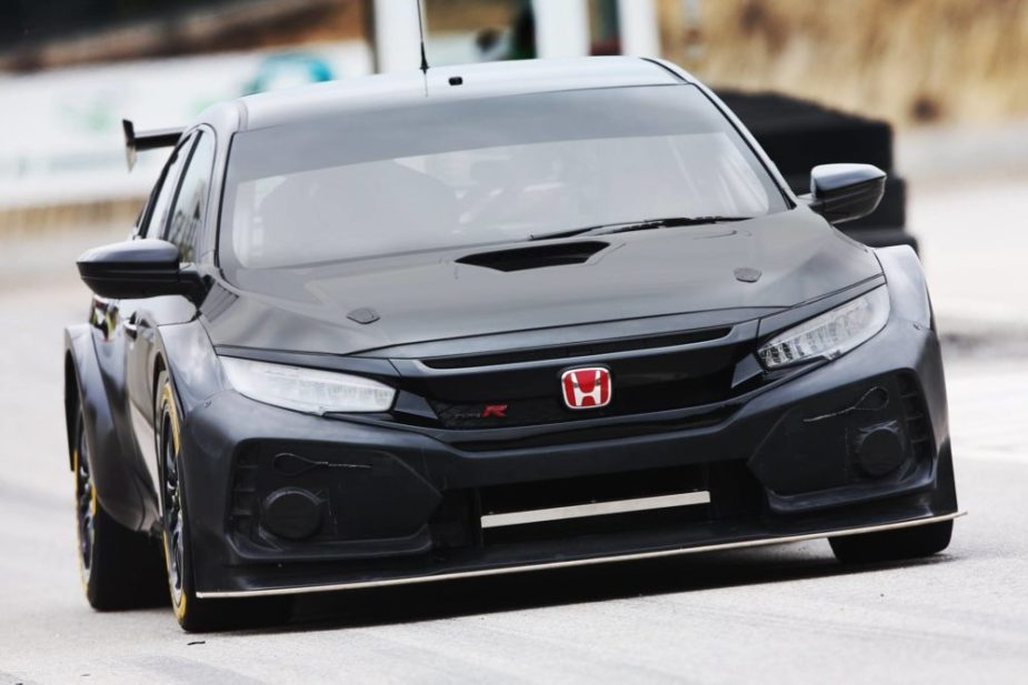 Honda-tech.com BTCC Honda Civic Type R