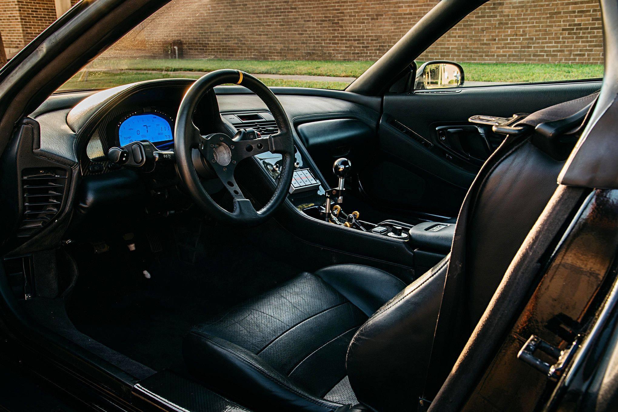 Honda-tech.com Honda Acura turbo K20 swap NSX