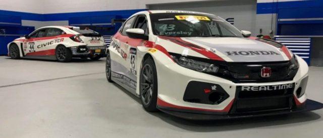 Honda-tech.com RealTime Racing FK8 Honda Civic Type R TCR TCA Honda Civic Si